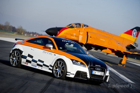 audi ttrs clubsport by mtm