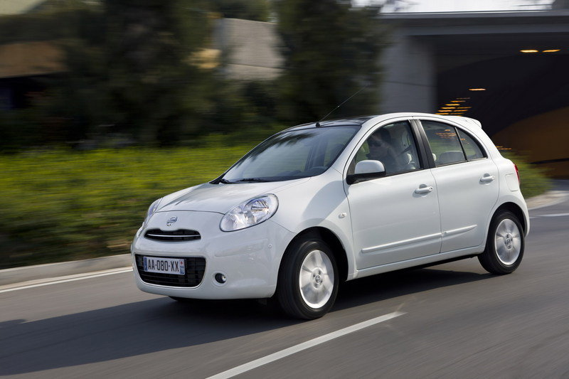 2011 Nissan Micra DIG S