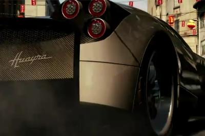 Pagani Huayra to be featured in Need for Speed SHIFT 2 Unleashed