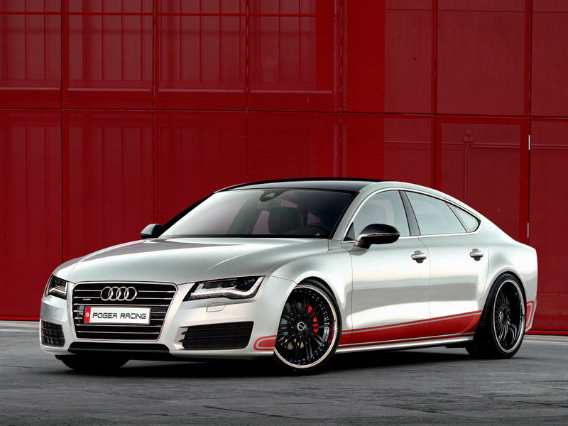 2011 Audi A7 Seven Sins by Pogea Racing