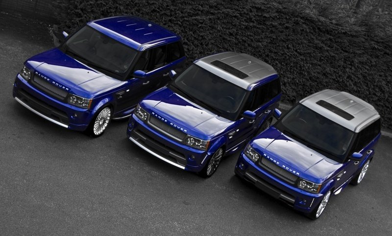 2011 Range Rover Sport by Project Kahn