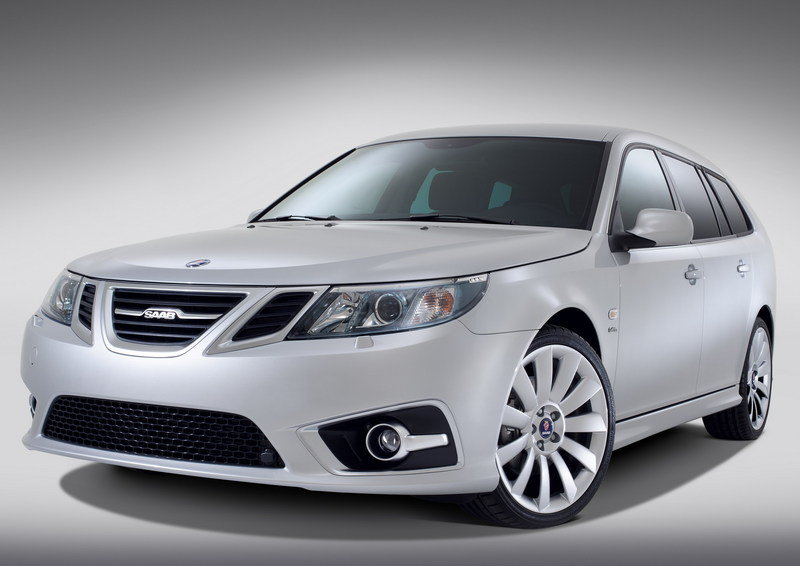 2012 Saab 9-3 Griffin High Resolution Exterior - image 393668
