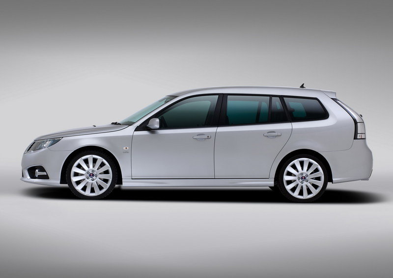 2012 Saab 9-3 Griffin High Resolution Exterior - image 393660
