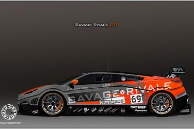 Savage Rivale GTR