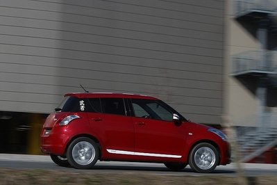 2011 Suzuki Swift Samurai Design