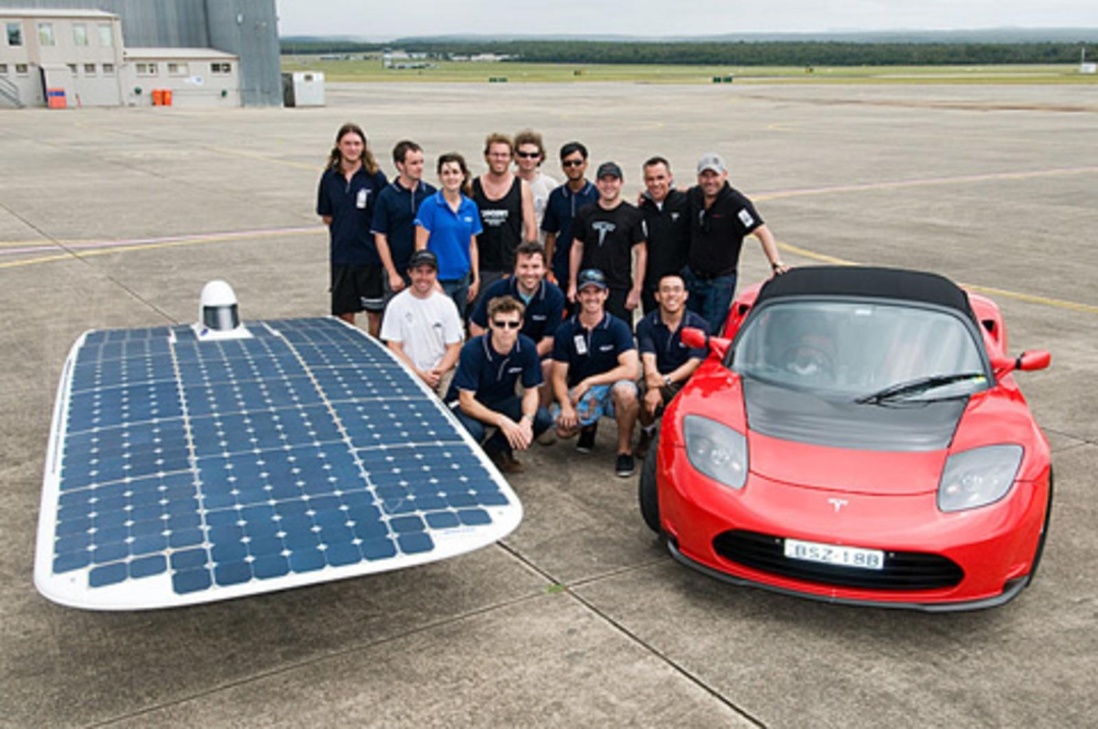 Topspeed Hall Of Fame World S Fastest Solar Powered