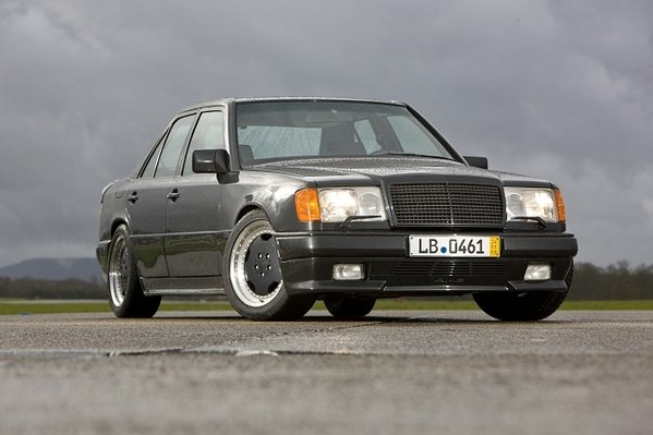 1986 Amg Hammer Review Top Speed
