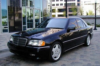 1995 Mercedes C36 AMG | Top Sd on