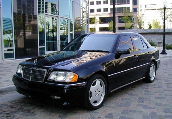1995 Mercedes C36 Amg Car Review Top Speed