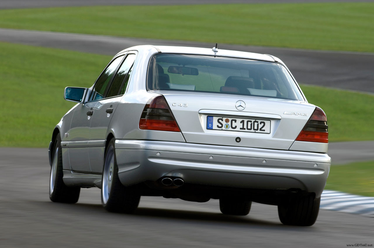 1998 Mercedes C43 Amg Picture 397356 Car Review Top
