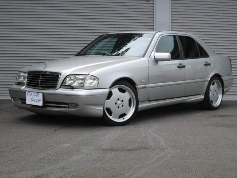 1998 Mercedes C43 Amg Pictures Photos Wallpapers Top
