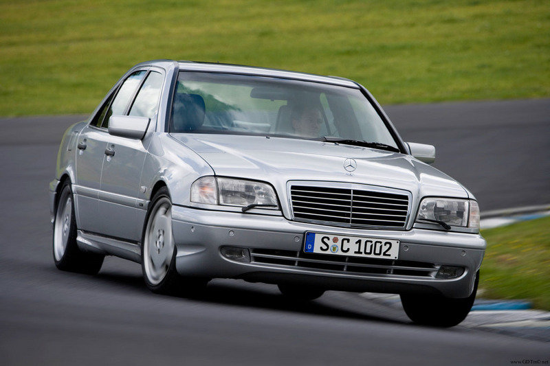 1998 Mercedes C43 AMG High Resolution Exterior - image 397355