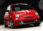 Abarth 695 Tributo Ferrari by Romeo Ferraris