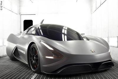 2011 Abarth Scorp-Ion Concept by IED Exterior - image 394892
