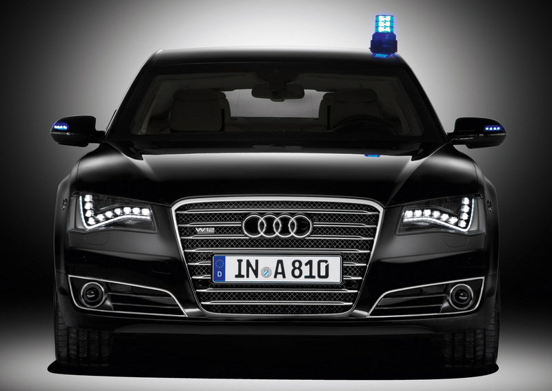 2011 Audi A8 L Security Exterior Wallpaper quality - image 396926