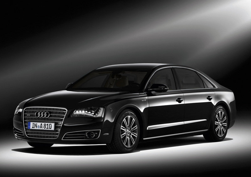 2011 Audi A8 L Security