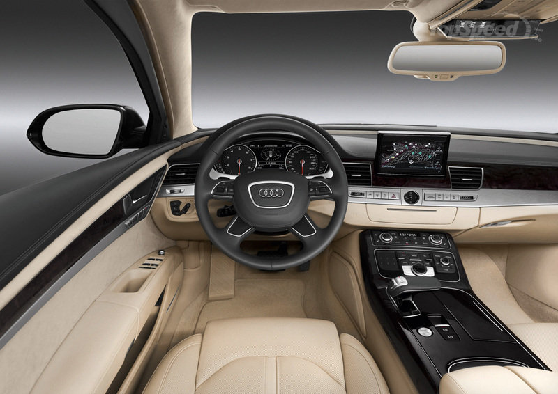2011 Audi A8 L Security Interior Wallpaper quality - image 396928