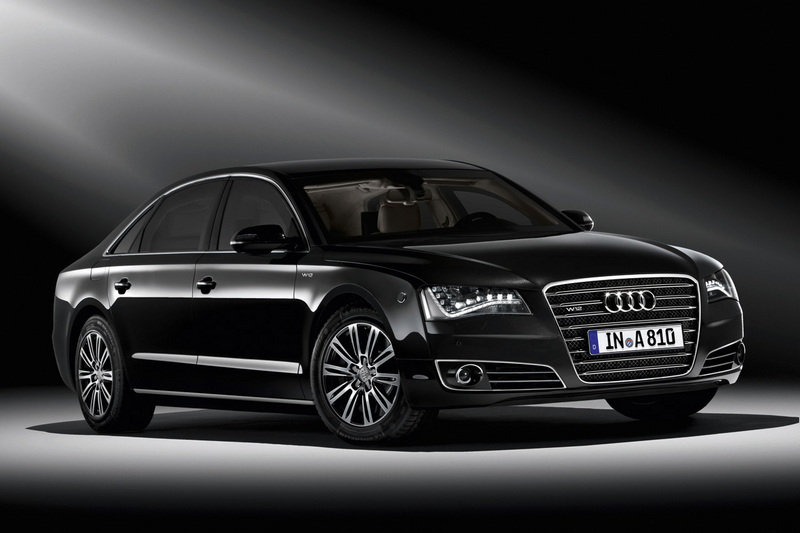 2011 Audi A8 L Security Exterior Wallpaper quality - image 396924