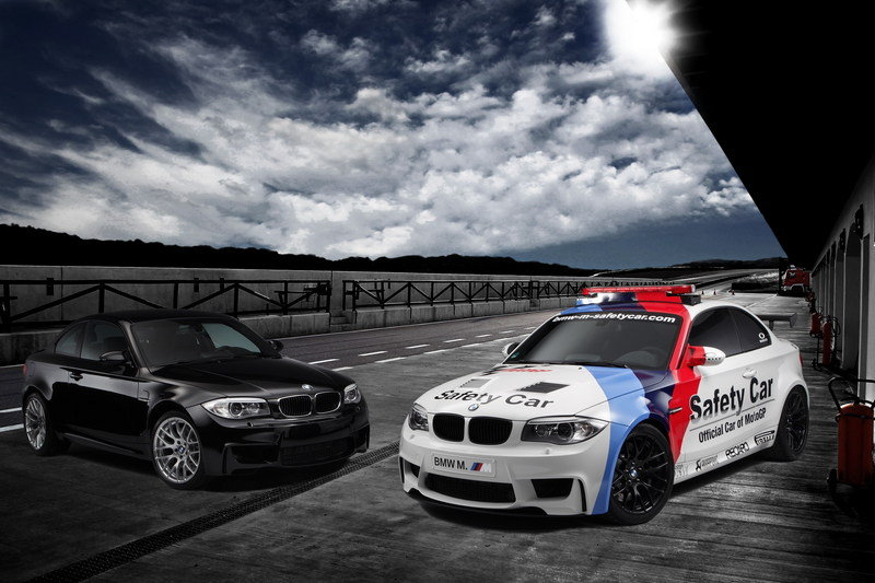 2011 BMW 1-Series M Coupe Safety Car