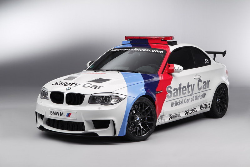 2011 BMW 1-Series M Coupe Safety Car High Resolution Exterior - image 396648