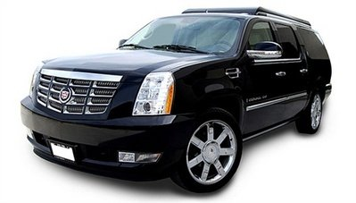 2011 Cadillac Escalade by Becker