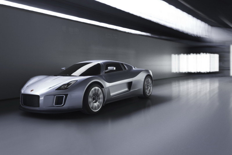 2011 Gumpert Tornante Tourer by Touring