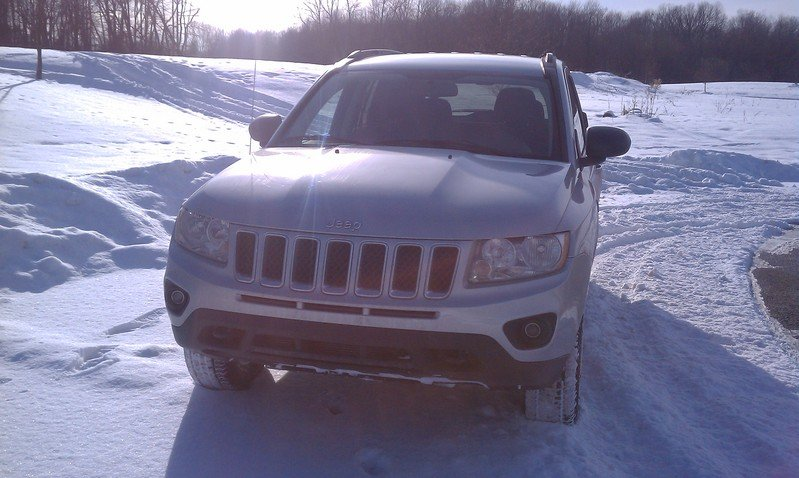 2011 Jeep Compass High Resolution Exterior - image 395299