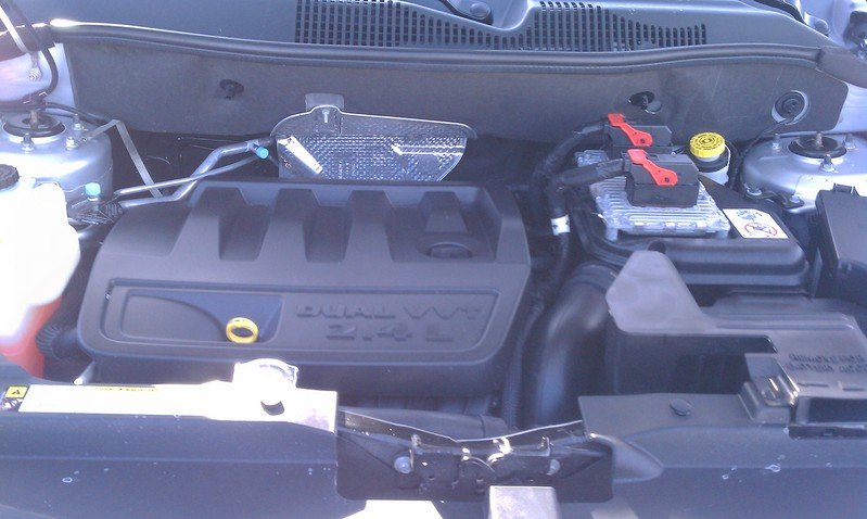 2011 Jeep Compass High Resolution Drivetrain - image 395303
