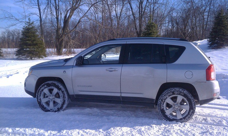 2011 Jeep Compass High Resolution Exterior - image 395293