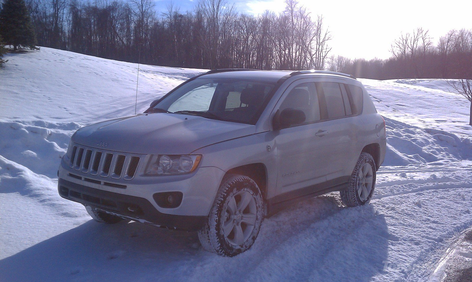 2011 Jeep Compass Top Speed