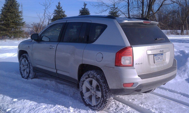 2011 Jeep Compass High Resolution Exterior - image 395295