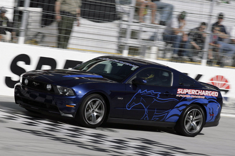 2011 Mustang GT becomes fastest production car