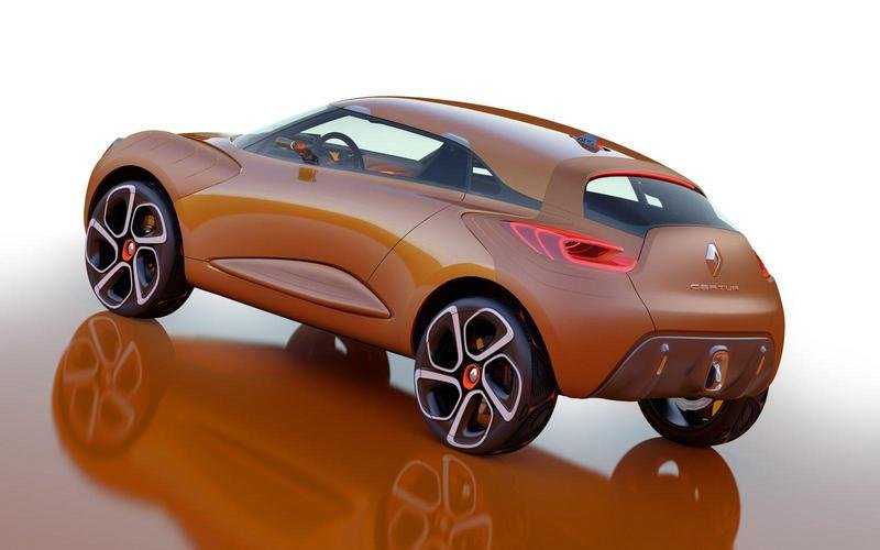 2011 Renault CAPTUR Concept High Resolution Exterior - image 394460