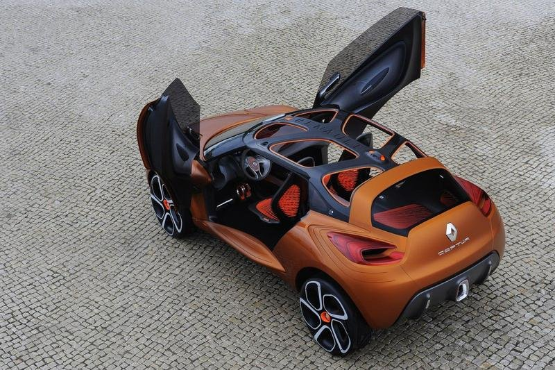 2011 Renault CAPTUR Concept High Resolution Exterior - image 394473
