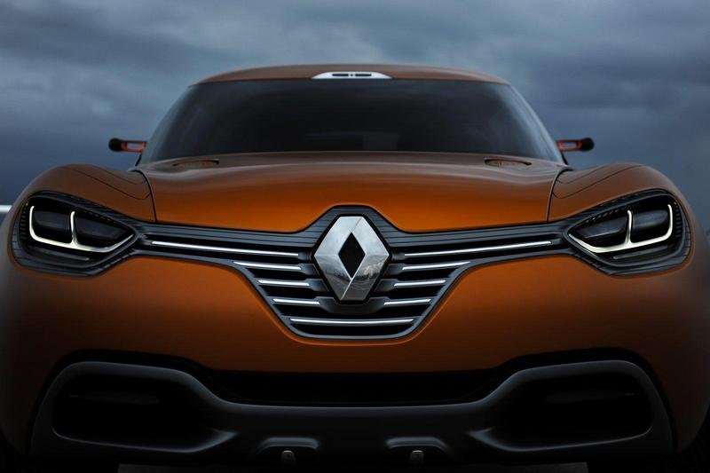 2011 Renault CAPTUR Concept High Resolution Exterior - image 394474