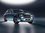 Rolls-Royce Phantom Experimental Electric 102EX