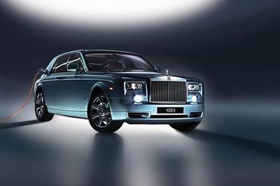 Rolls-Royce Is Putting Serious Thought Into Electric Vehicles - image 394965