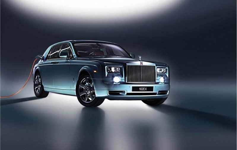 Rolls-Royce Is Putting Serious Thought Into Electric Vehicles