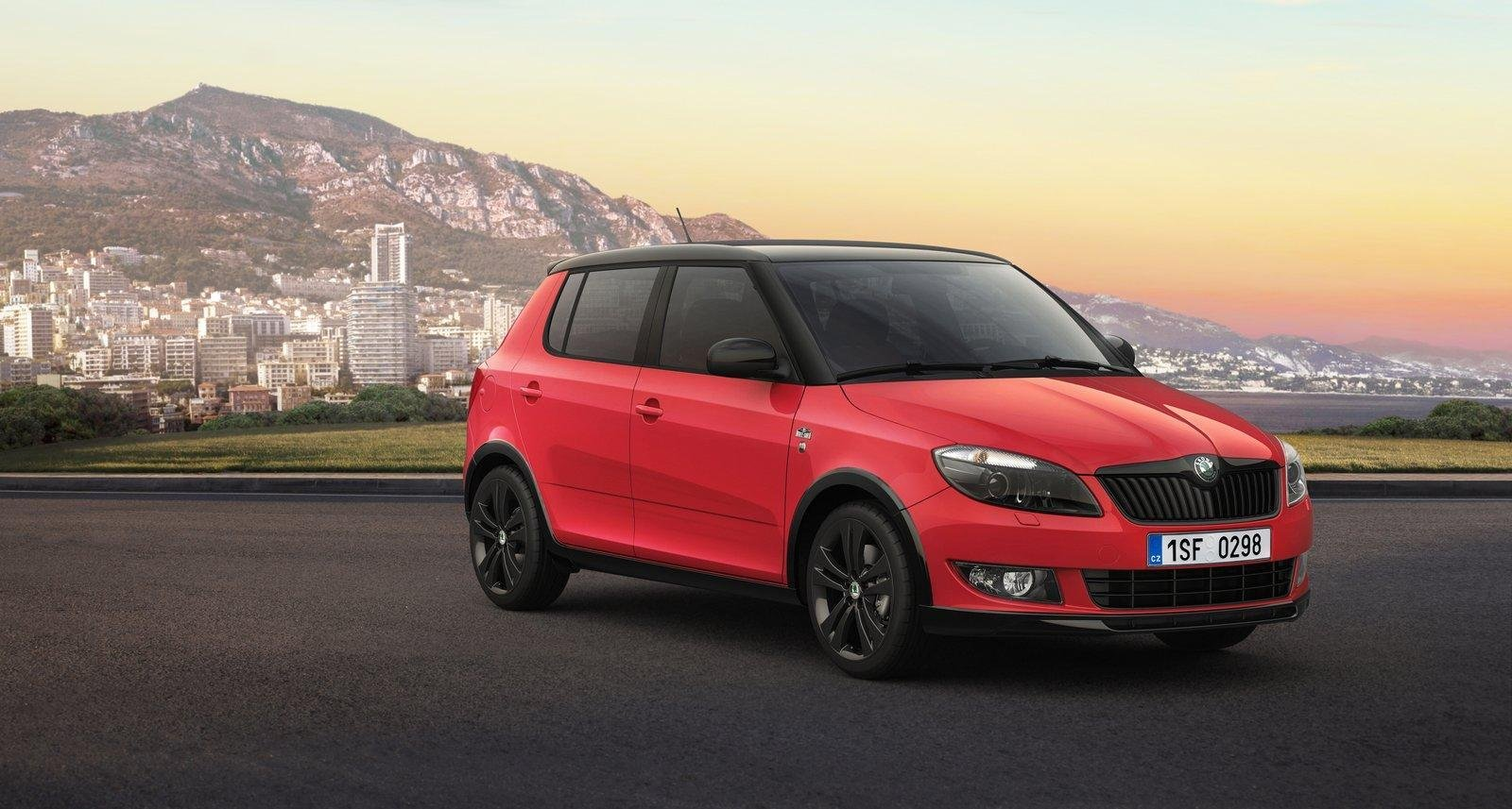 Monte Carlo Car Brand >> 2011 Skoda Fabia Monte Carlo Review - Top Speed