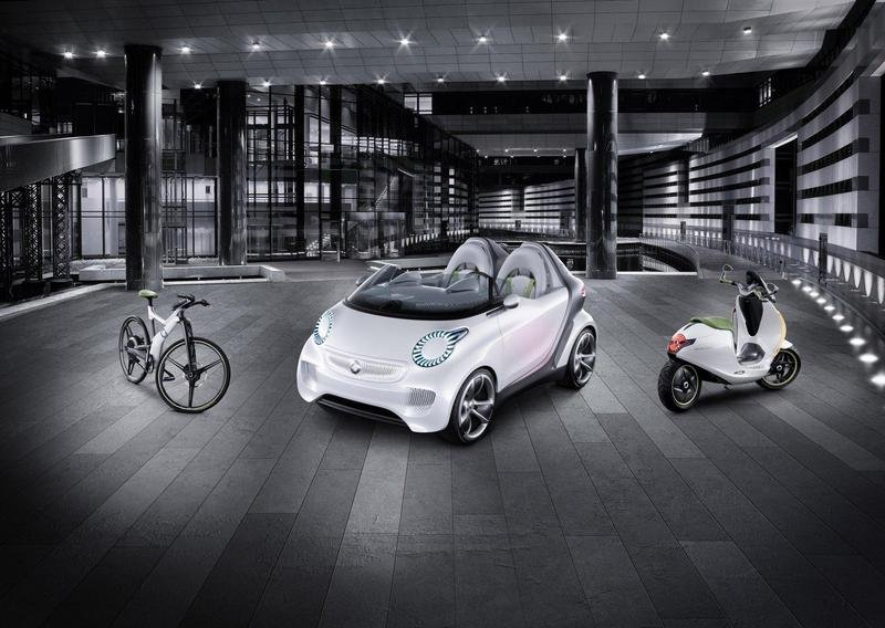 2011 Smart Forspeed Concept High Resolution Exterior Wallpaper quality - image 394615