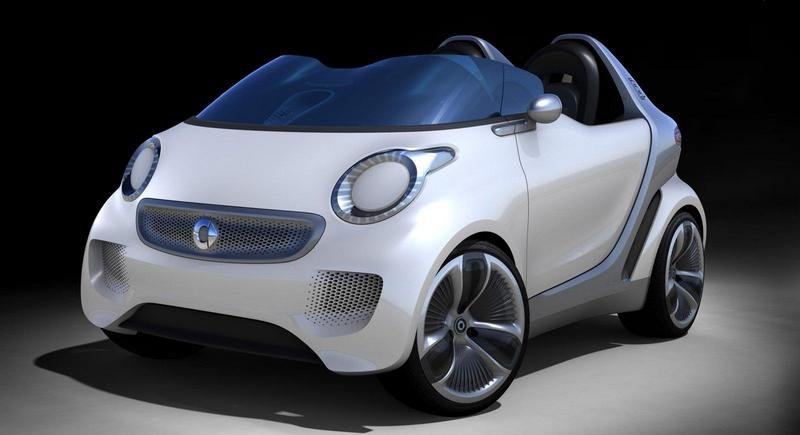 2011 Smart Forspeed Concept High Resolution Exterior - image 394627