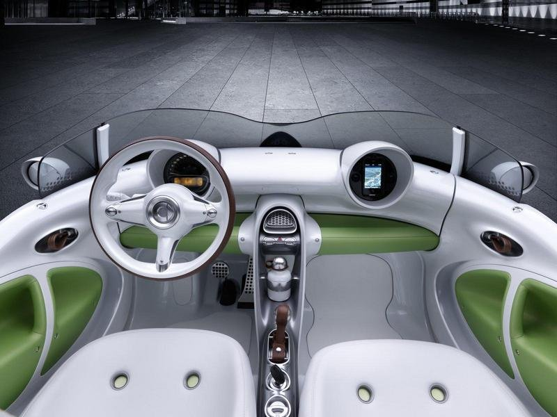 2011 Smart Forspeed Concept High Resolution Interior - image 394609