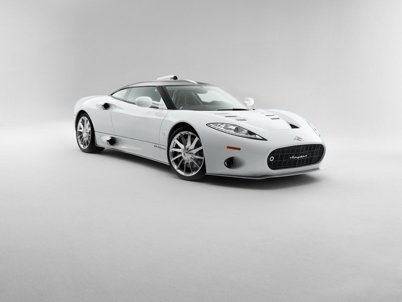 2011 Spyker C8 Aileron High Resolution Exterior Wallpaper quality - image 395681