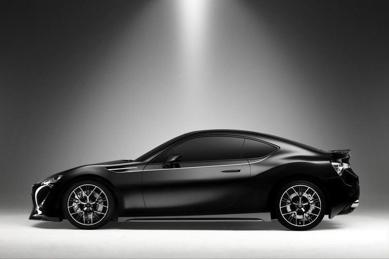2011 Toyota FT-86 II Concept High Resolution Exterior - image 394203