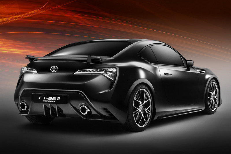 2011 Toyota FT-86 II Concept High Resolution Exterior Wallpaper quality - image 394205