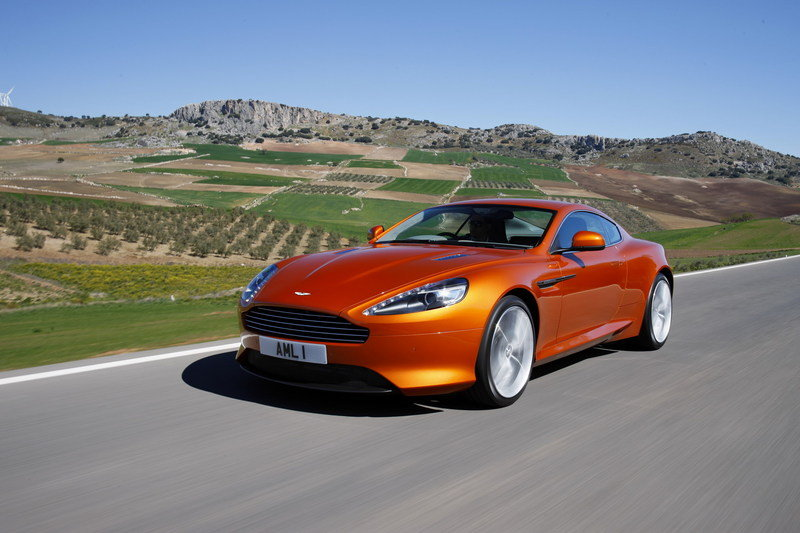 2012 Aston Martin Virage High Resolution Exterior Wallpaper quality - image 397246