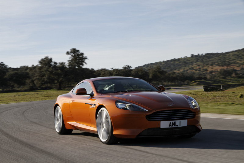 2011 Aston Martin Virage - Why Has Everyone Forgotten About It?