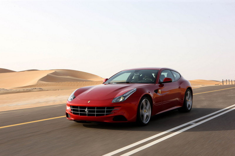 2012 Ferrari FF High Resolution Exterior Wallpaper quality - image 394287
