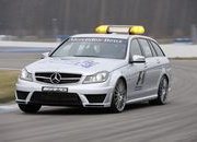 Mercedes C63 AMG Estate F1 Medical Car