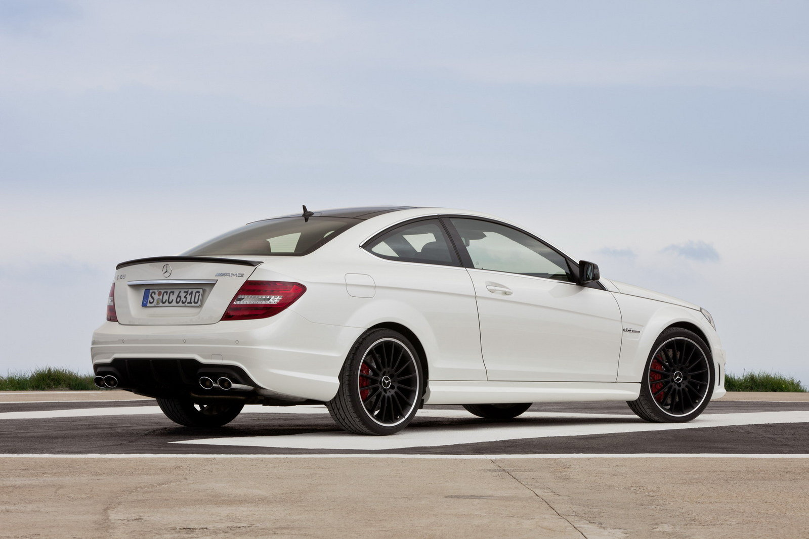 Image gallery 2013 c63 for 2013 mercedes benz c63 amg